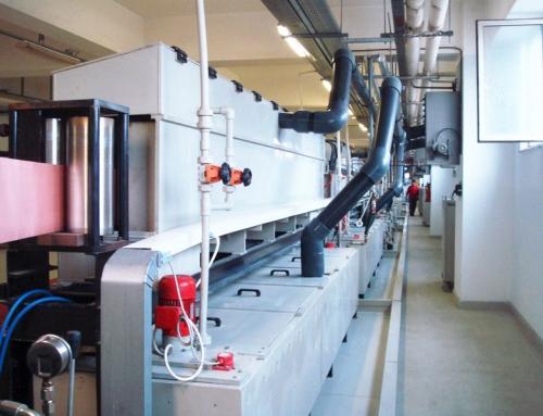 Sheet Copper Plating System